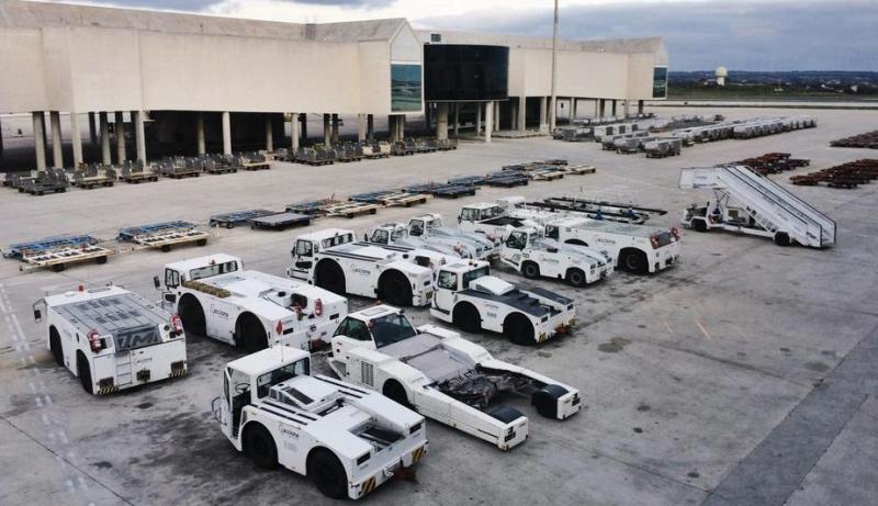 UGT convoca movilizaciones en el Aeropuerto de Palma contra la precariedad laboral en el Handling