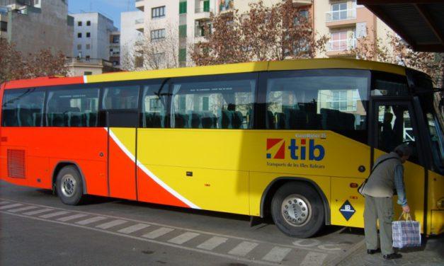 UGT firma una subida salarial del 10% en tres años para los trabajadores del transporte interurbano de Baleares