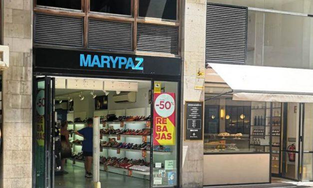 """Inspección de Trabajo investiga """"irregularidades laborales"""" en las tiendas de calzado Mari Paz"""