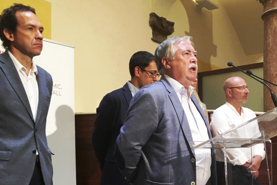 UGT Illes Balears pide a los partidos su apoyo a las ayudas estatales y autonómicas para mitigar los efectos de la quiebra de Thomas Cook